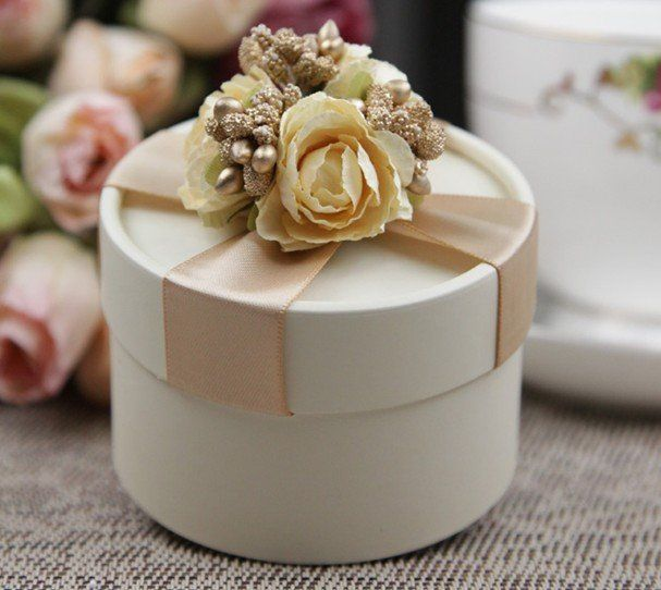 Candy box, gift box, #817, gift package, wedding favors, wedding gift package, assembled delivery, free shipping-in Event & Party Supplies from Home & Garden on Aliexpress.com