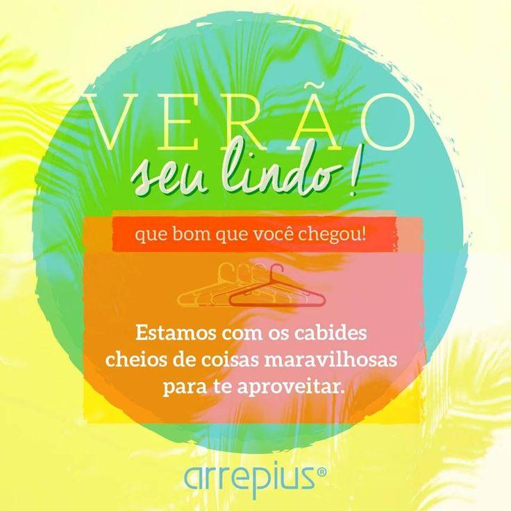 Campanha de Verão Criada pela Agência Conceito para o Cliente Arrepius.