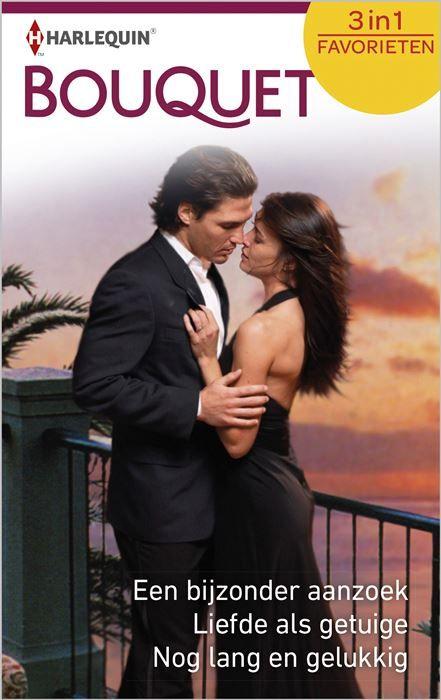 Een bijzonder aanzoek ; Liefde als getuige ; Nog lang en gelukkig (3-in-1)  Bruidszaken Van verloving tot trouwjurk Tara Skye en Riana organiseren alles voor de bruiloft en laten niets aan het toeval over... behalve hun eigen liefdesleven! (1) EEN BIJZONDER AANZOEK - Hoewel Tara dol is op bruiloften heeft ze zelf absoluut geen plannen in die richting. Totdat ze Patrick Lee tegenkomt een woest aantrekkelijke miljonair uit Sydney. Helaas heeft hij heel andere plannen met haar; ze moet hem…