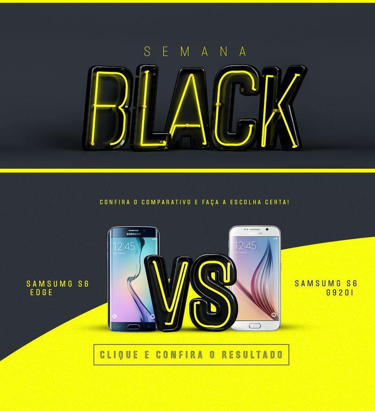 Semana Black | 3D