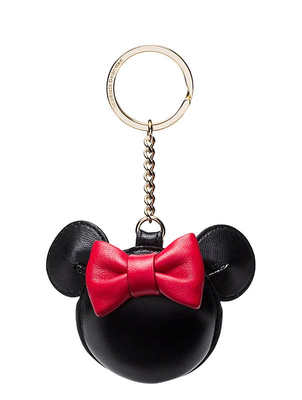 kate spade new york for minnie mouse minnie keychain ⭐ ♥  55.95 Kate Spade  New York 11-17-17 5e5640817c4d