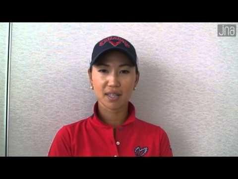 ▶ 【ピンクリボンコメント2014】 上田桃子様 - YouTube