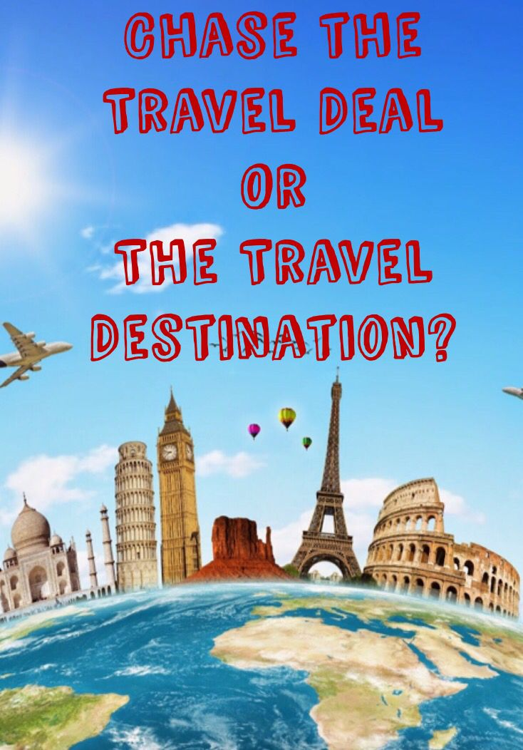 Good deals travel packages