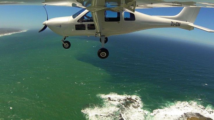 Jabiru J430 flying Western Cape SA