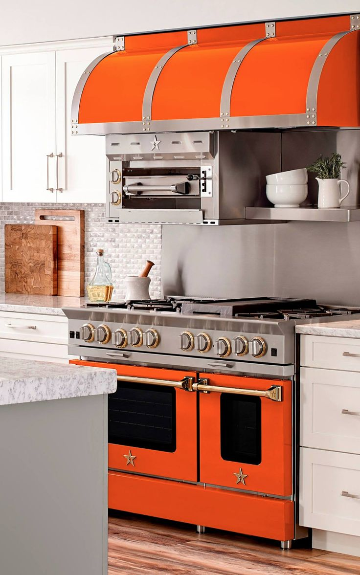 10 Kitchen And Home Decor Items Every 20 Something Needs: 58 Best Colorful BlueStar Kitchens On Houzz Images On