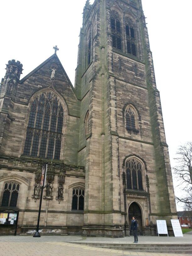 Preciosa iglesia en pleno corazón de Leamington.