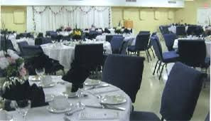 Royal Canadian Legion Branch 60, Burlington, Ontario, Canada hosts weddings.