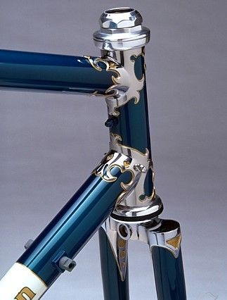 bicycle frame lugs - Google Search