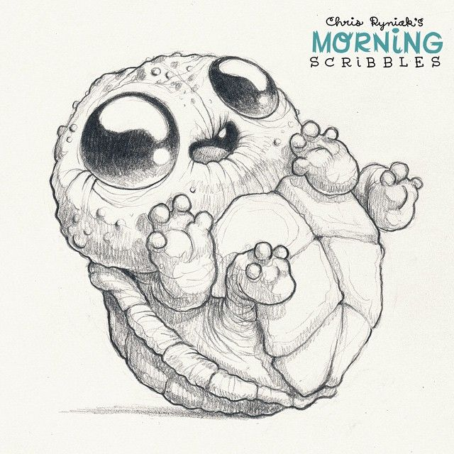 Turtle tot#morningscribbles