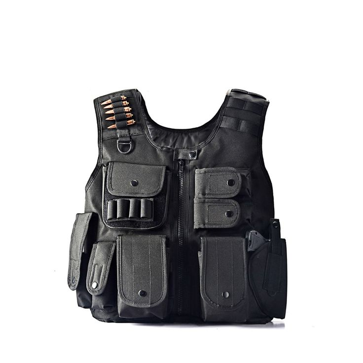 Law Enforcement Tactical SWAT Vest Army Fans Outdoor Vest Cs Game Vest CS Field Vest Cosplay of Counter Strike Game