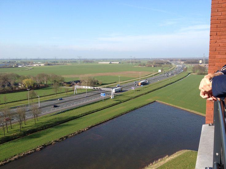 A28. Aan de noordkant van Zwolle Foto Siep van der Veen