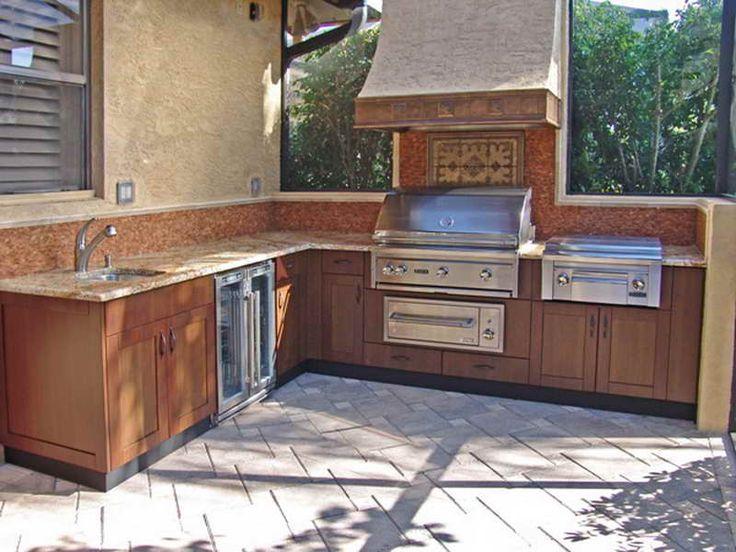 1000 ideas about modular outdoor kitchens on pinterest for Outdoor kuchen module
