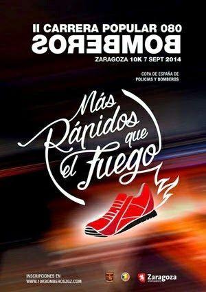 opinión-debate: Previa a la II Carrera Popular Bomberos en Zaragoz...