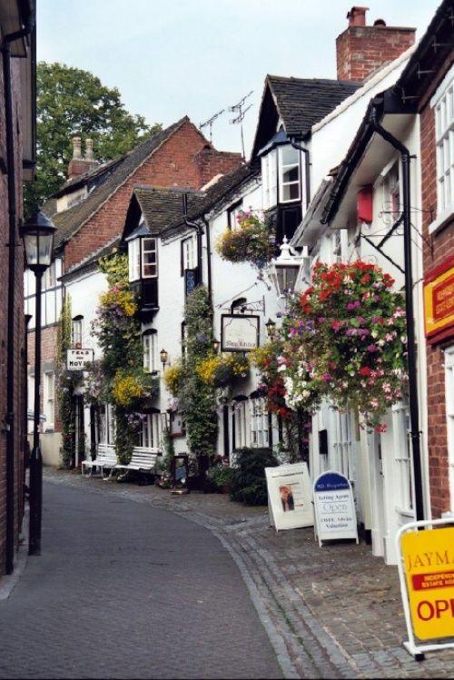 Down Banks, Staffordshire, England