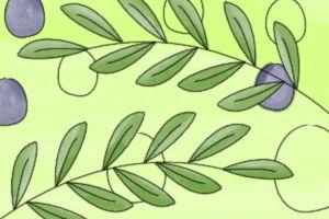 ramo di ulivo