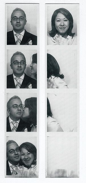 photo booth love!