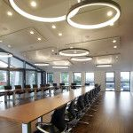 Wilkhahn references | Kreissparkasse Simmern  | conference room | #Modus #conference chair #Palette #conference table