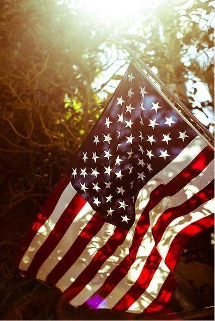 Patriotism :) Mine runs deep!!! Don't doubt it!