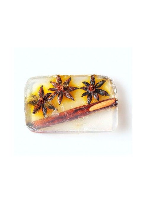Naturalne prostokątne- anyż i cynamon/Natural rectangular- anise and cinnamon