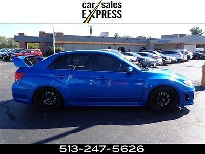 awesome 2014 Subaru Impreza WRX STI - For Sale View more at http://shipperscentral.com/wp/product/2014-subaru-impreza-wrx-sti-for-sale/