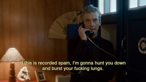 Malcolm Tucker Doctor Who | ... doctor who the thick of it twelfth doctor malcolm tucker peter capaldi