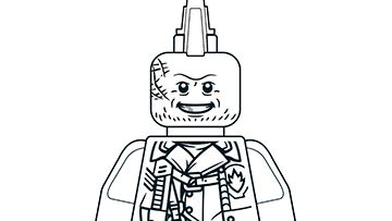 Pin On Lego Coloring Sheets