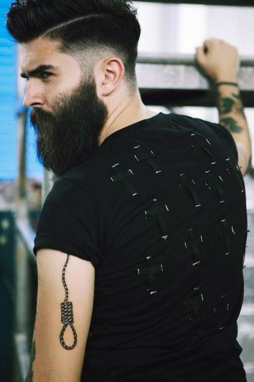 Chris John Millington #beard