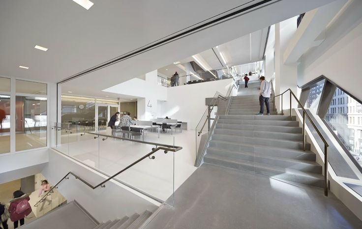 University Center, The New School - Picture gallery