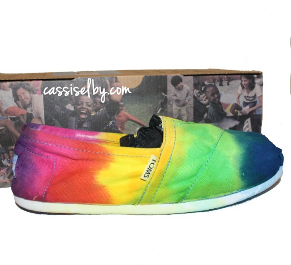1000 Images About Tie Dye Toms On Pinterest