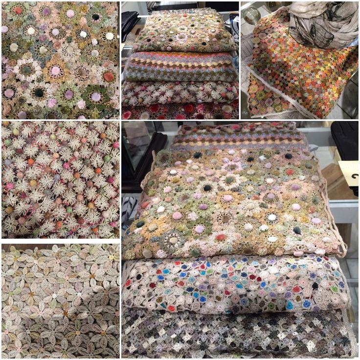 Spring Summer 2016 Sophie Digard crochet