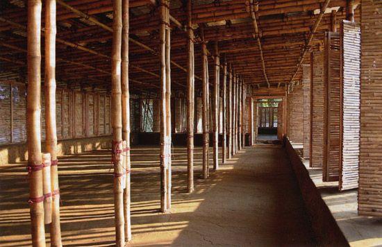 METI – Handmade School in Rudrapur by Anna Heringer / Eike ...