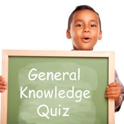Basic General Knowledge - Gk Questions with Answers