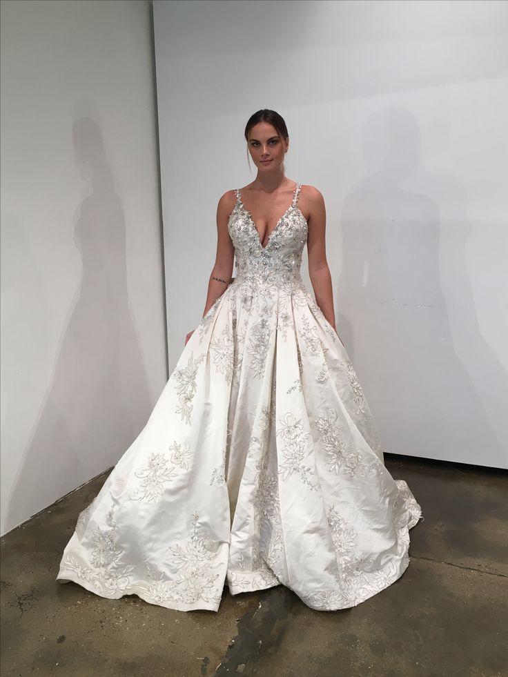 29 best Stephen Yearick & Ysa Makino- Bridal Fashion Week October ...