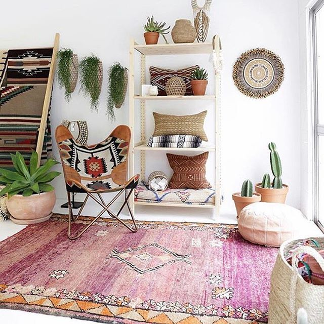 595 Besten Colorful And Bohemian Interior Inspiration