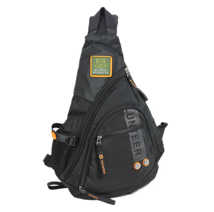 High Quality New Men Waterproof Oxford Shoulder Messenger Cross Body Bag Military Tactical Outdoor Sports Sling Chest Back Pack