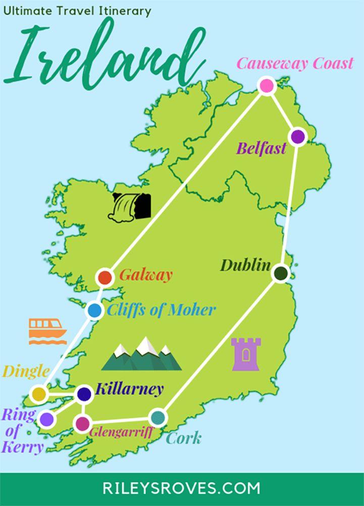 Ultimate Ireland Itinerary: 12 Days on the Emerald Isle