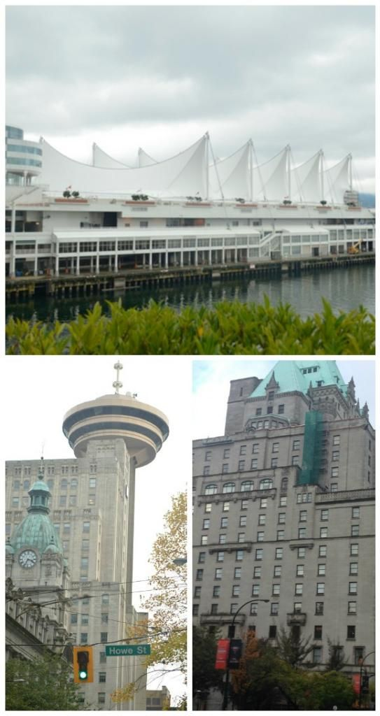 Downtown Vancouver picture: Want a fun family vacation idea? Check out all the cool things to do on a family vacation in downtown Vancouver, Canada! :