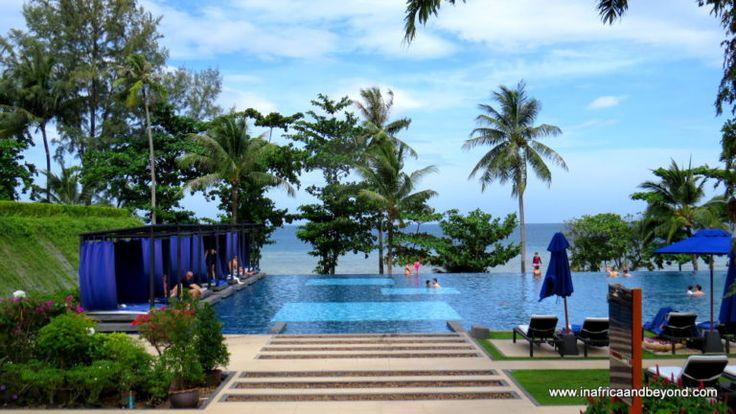 Hyatt Regency Phuket Resort Pool