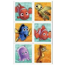 Discount Party Warehouse - Finding Nemo - Finding Nemo Stickers