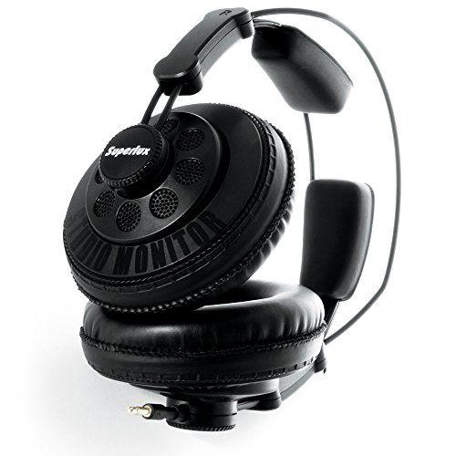 Superlux HD668B Dynamic Semi-Open Headphones //Price: $39.50 & FREE Shipping //     #hashtag1