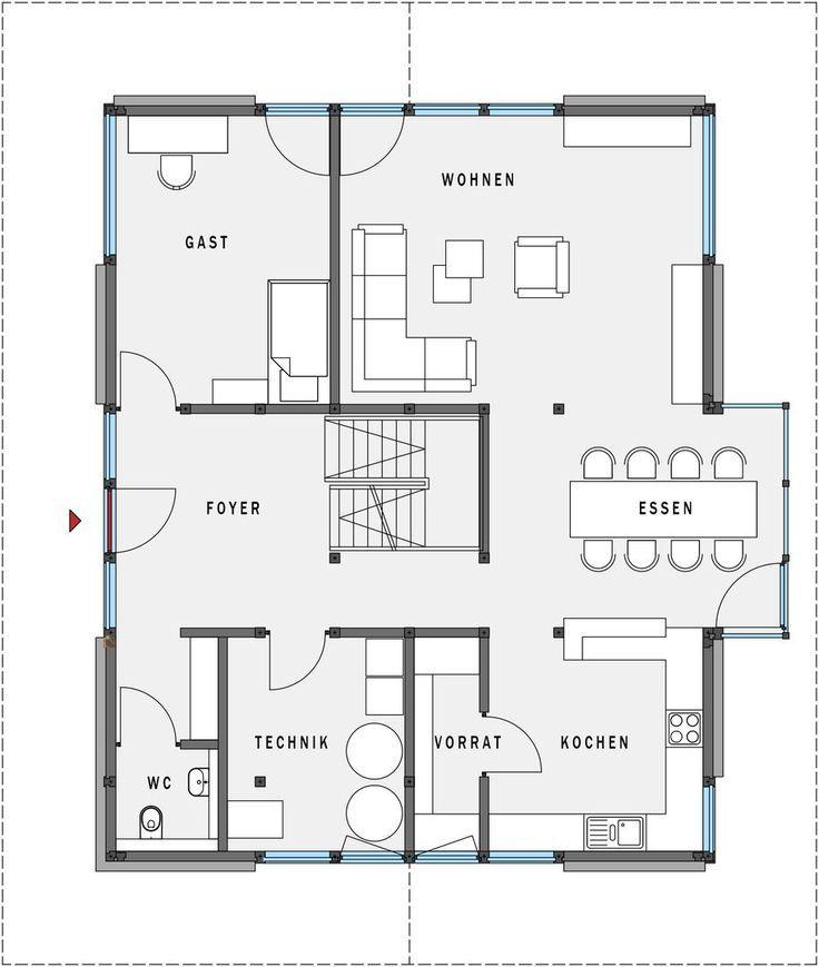 16 besten zwei generationen wohnen grundrisse bilder auf pinterest wohnen grundrisse und zwei. Black Bedroom Furniture Sets. Home Design Ideas