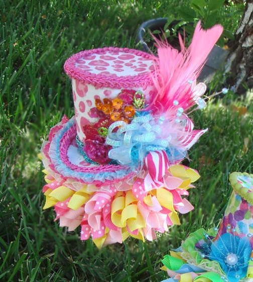 Mad Hatter Party Headband......adorable....:) | PINK ...