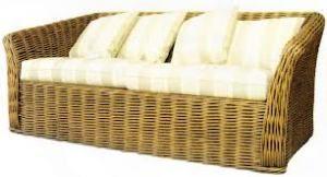 Jual Sofa | Sofa Anyaman Rotan, Usia Tahan Lama