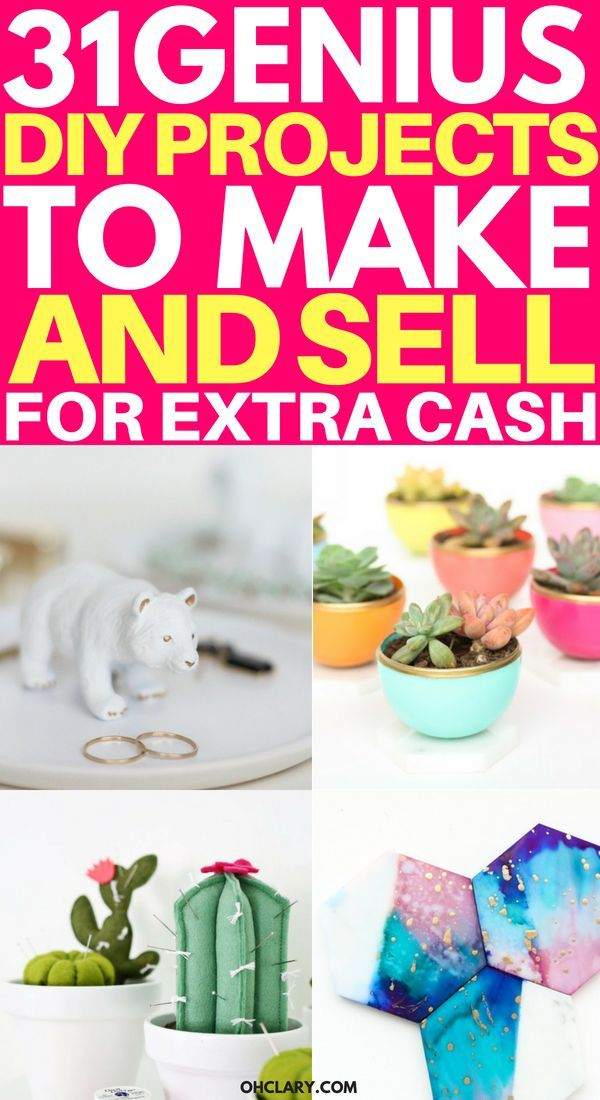 Hot Craft Ideas To Sell The Ultimate List Of 30 Items To Make
