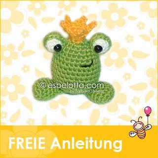 esbelotta: Gratis-Anleitung: Froschkönig