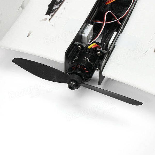 Eachine Fury Wing 1030mm Wingspan Carbon Fiber EPO FPV Racer Flying Wing RC Airplane KIT Sale - Banggood.com