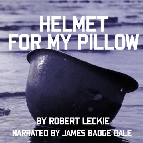 Helmet for My Pillow: From Parris Island to the Pacific: A Young Marine's Stirring Account of Combat in World War II:   The celebrated 2010 HBO miniseries The Pacific/i, winner of eight Emmy Awards, was based on two classic books about the War in the Pacific, Helmet for My Pillow/i and With The Old Breed/i. Audible Studios, in partnership with Playtone, the production company co-owned by Tom Hanks and Gary Goetzman, and creator of the award-winning HBO series Band of Brothers, John Ada...