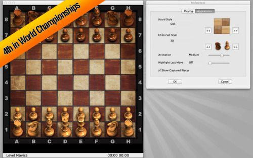 Chess Deluxe Games Strategy Mac App *** $0.99 -> FREE...: Chess Deluxe Games Strategy Mac App *** $0.99 -> FREE… #mac #Games #Strategy
