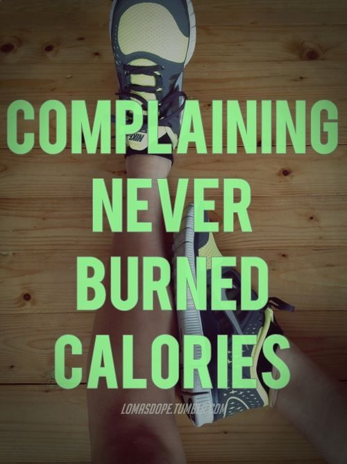 Fitness Motivation Quote
