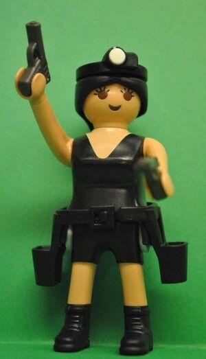 Playmobil - Tom Raider